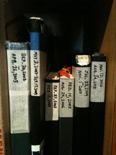 My Journals